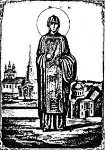 St. Dorothy of Kashin