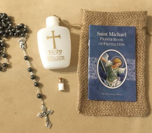 Self Blessing Kit